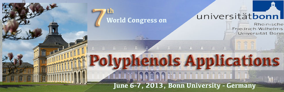 World congress on Polyphenols applications