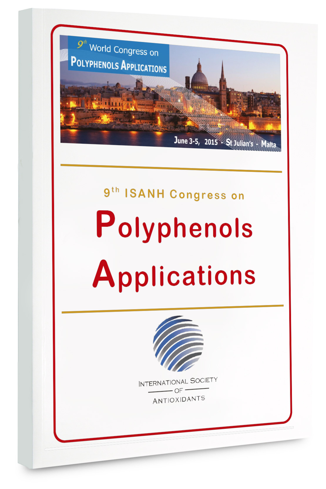 Abstract Book Polyphenols 2015 is Available