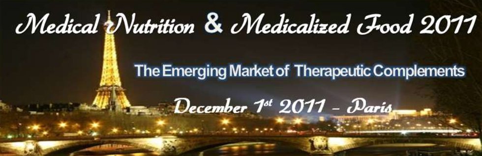 World congress on Polyphenols applications, December 1st, 2011 Paris