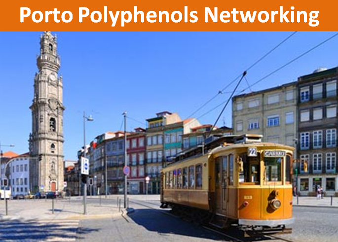 Come & network with academics and industrial stakeholders during Porto Polyphenols Congress