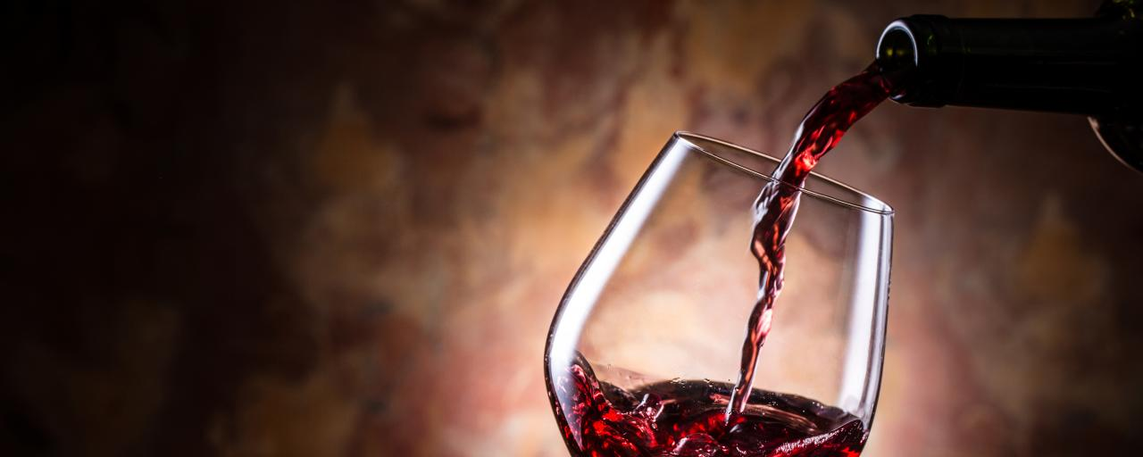 red wine glass Shutterstock featured