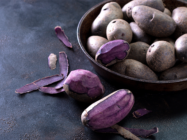 Phenolic Metabolites in the Urine and Plasma of Healthy Men After Acute Intake of Purple Potato Extract Rich in Methoxysubstituted Monoacylated Anthocyanins